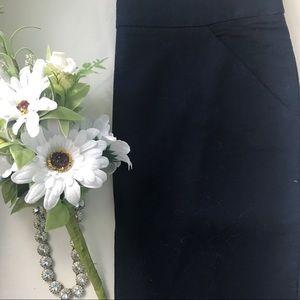 J.Crew Pencil Skirt (Navy)